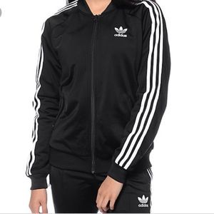 Adidas superstar track suit jacket!!!!!!!!